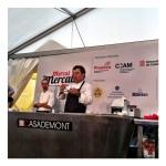 Albert Raurich, xef del restaurant Dos Palillos