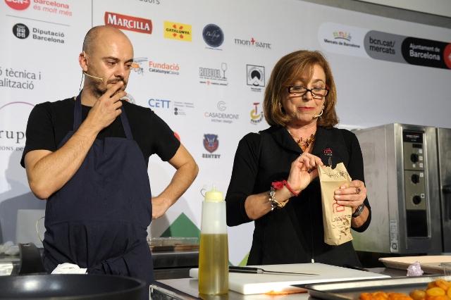 Albert Ventura i Lídia Castelló