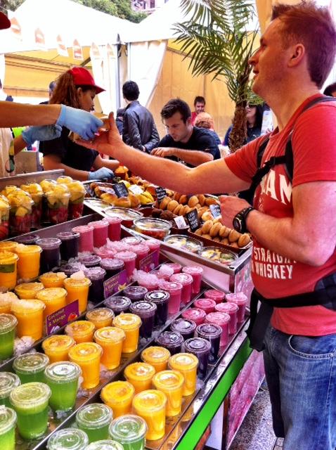 Kiwi, mango, maduixa... de què voleu el suc?