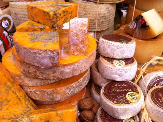També podem fer un tastet de formatge