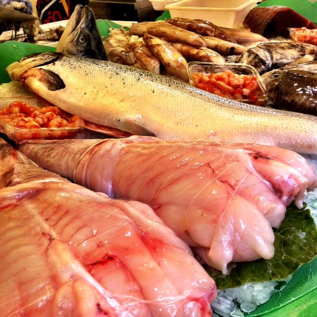 Una mica de peix per al sopar